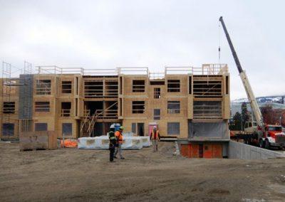 Legacy Square Construction progress